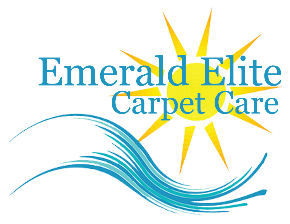 emerald elite carpet care logo
