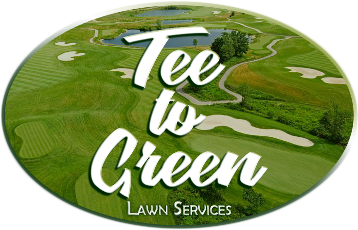 tee to green logo